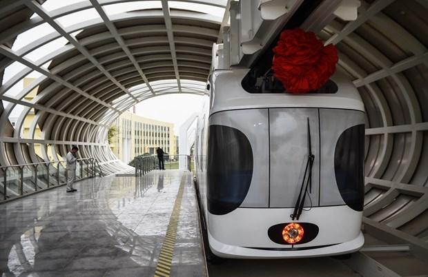 Çin Hava Treni Projesini Tamamladı! galerisi resim 10