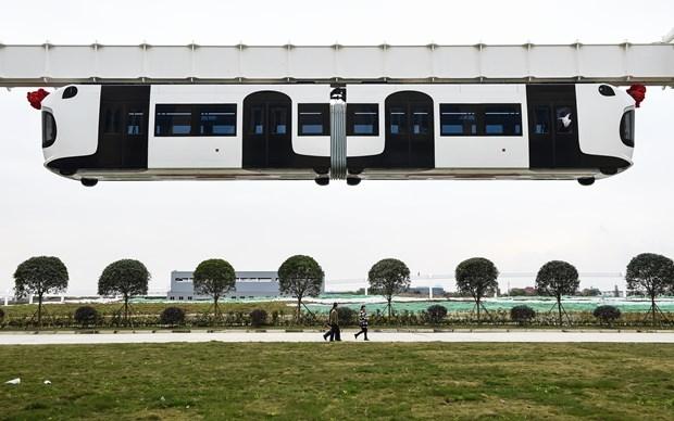 Çin Hava Treni Projesini Tamamladı! galerisi resim 2