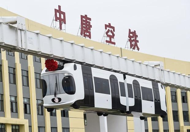 Çin Hava Treni Projesini Tamamladı! galerisi resim 4