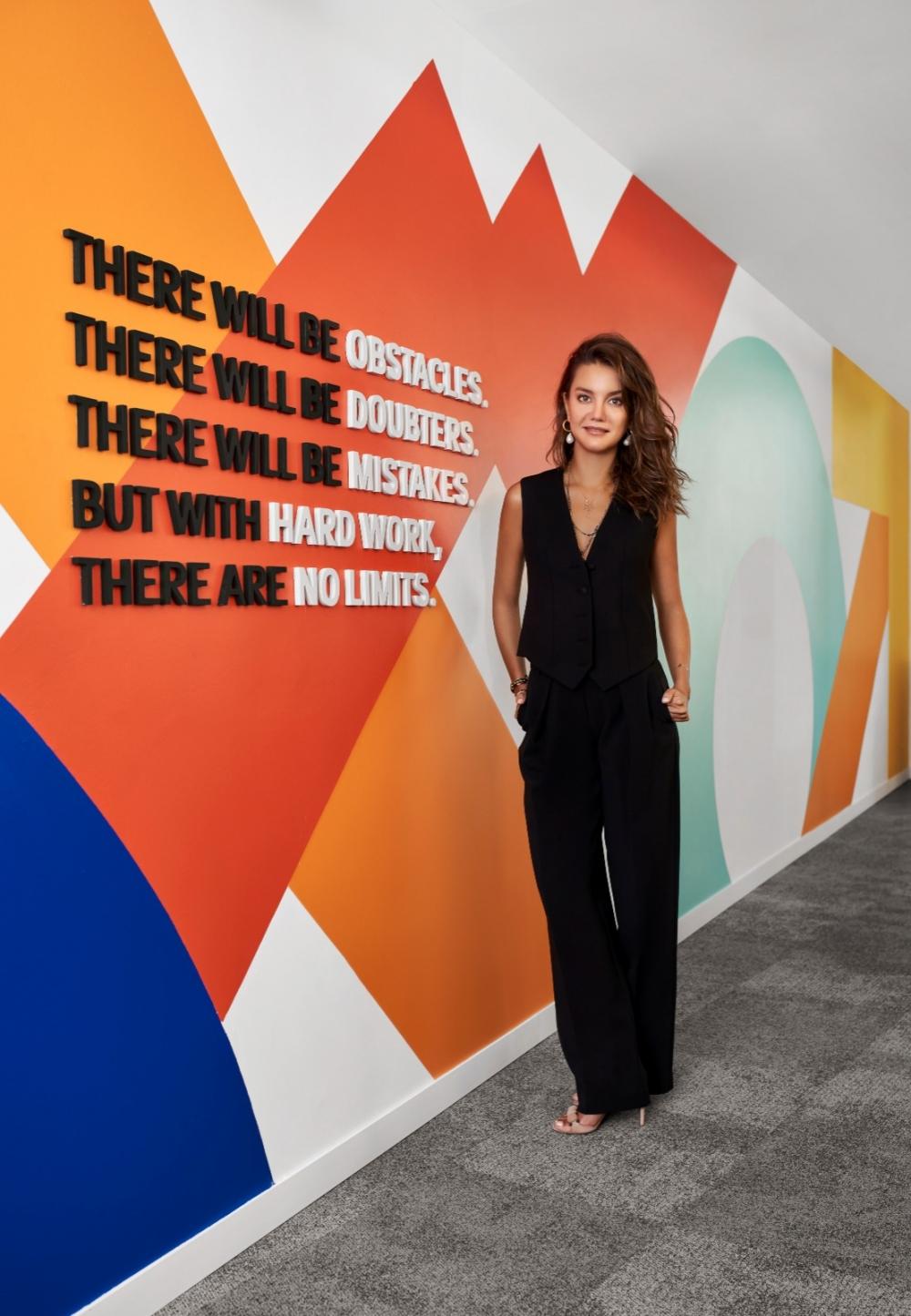 """Trendyol Kurucusu ve CEO'su Demet Mutlu: """"Daha fazla kadının dijital eko galerisi resim 5"""