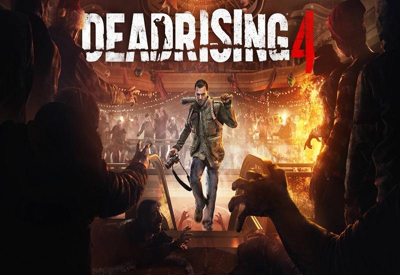 Dead Rising 4 Oyunundan Sevindiren Haber Geldi