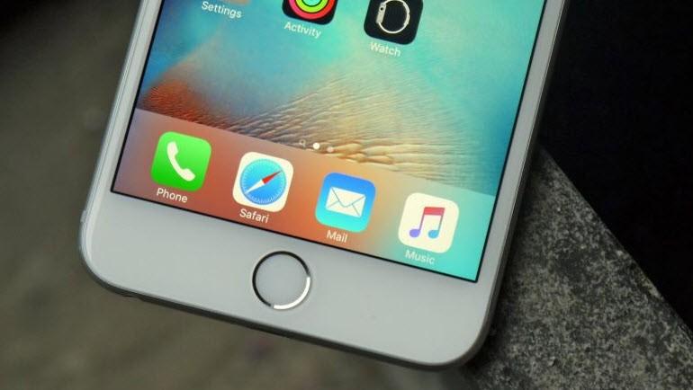 Apple'dan iPhone 7 Home Tuşu Açıklaması Geldi