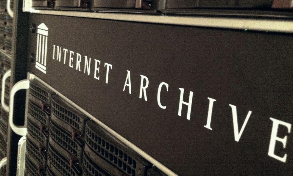 The Internet Archive Taşınıyor!