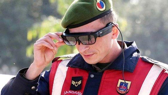 Jandarma'nın Kullandığı Takbul Akıllı Gözlük Ne İşe Yaramakta?