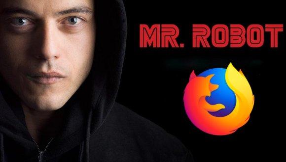 Mozilla Firefox Kullanıcıları İçin Mr. Robot Konusunda Bir Şok