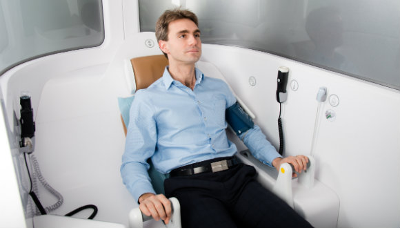 Doktorla İletişimi Akıllı Tıbbi Cihaz Sağlamakta