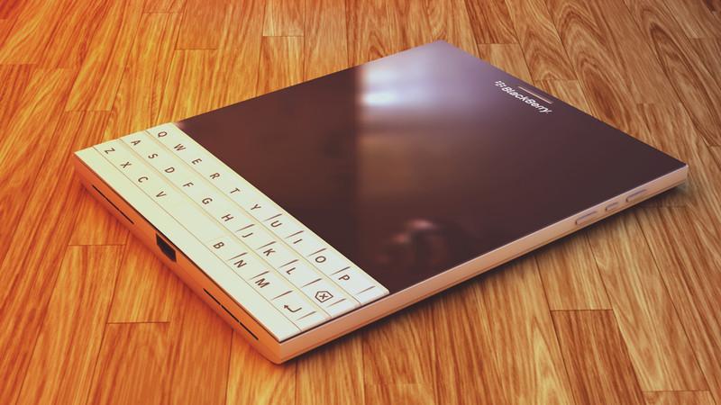BlackBerry'den QWERTY Klavyeli Android Telefon Gelebilir