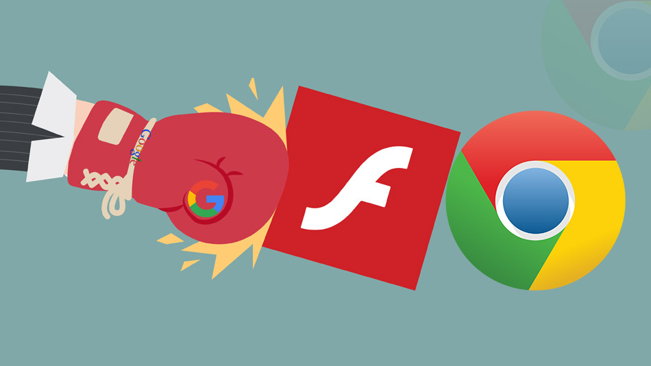 Google Chrome 55 İle Flash Player'a Veda Edildi