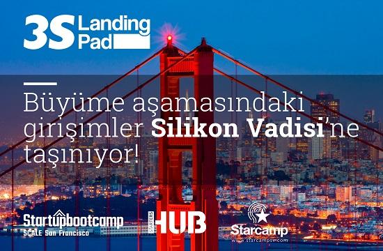 3S Landing Pad büyüme aşamasındaki girişimleri Silikon Vadisi'ne taşıyor