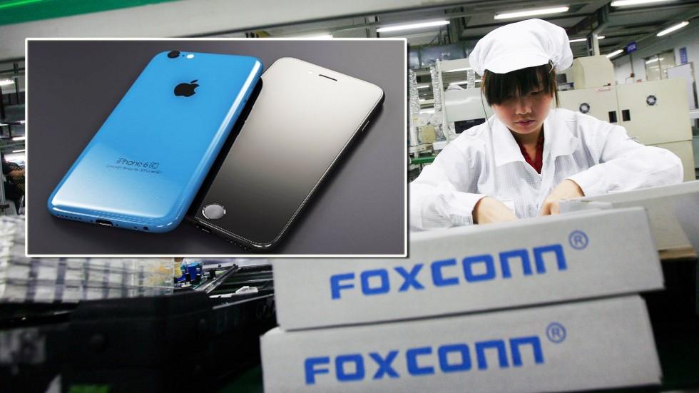 Tayvan'daki Foxconn Fabrikasında 5700 Adet iPhone Çalındı!