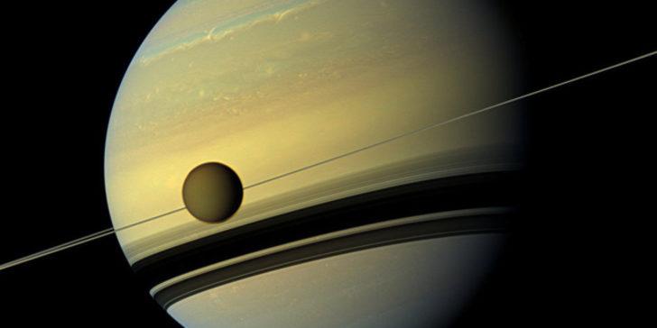 Titan uydusunda yeni yaşam belirtileri buldu