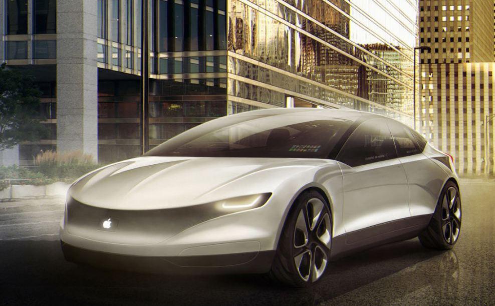 Apple Sürücüsüz Otomobil Üretiminde Kararlı!