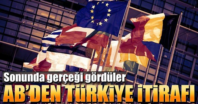 Türkiye itirafı ABD'de den geldi