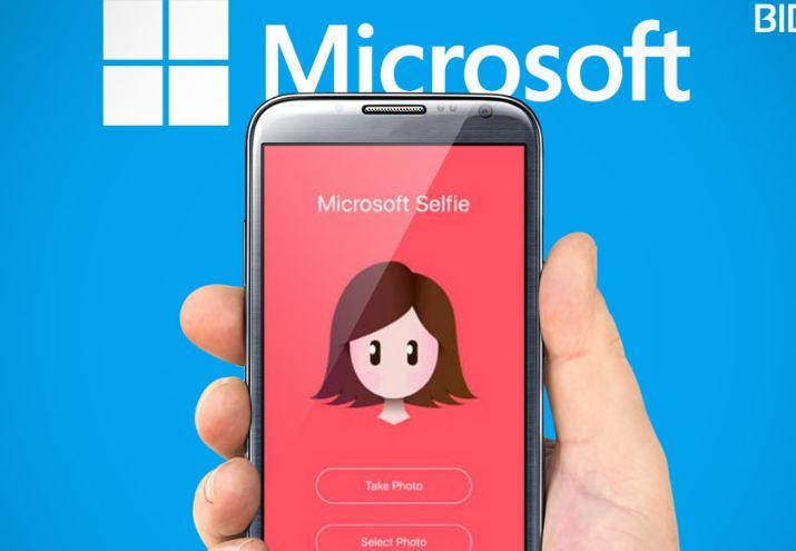 Microsoft Selfie Uygulaması Android İçin Yayınlandı
