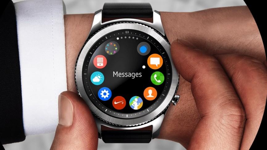 Samsung Gear S3 Modeli Piyasayı Renklendirdi