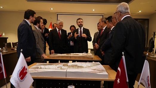 Türkiye'nin Vakıf Kültürü Malezya'ya Model Oluyor