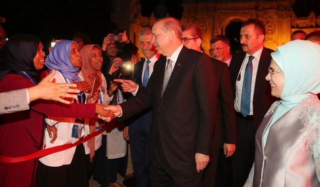 Erdoğan'a bu kritik ziyaretinde önemli isimler eşlik ediyor