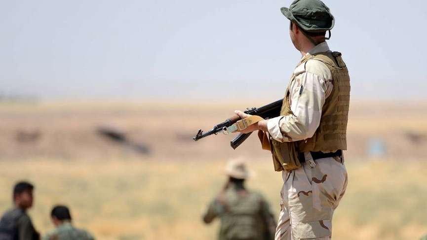 Suriye Demokratik Güçleri'ne verdikleri patlayıcı eğitiminin fotoğraflarını paylaştı.