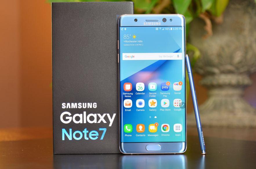 Galaxy Note 7 Modelinin Patlama Nedeni Ortaya Çıktı