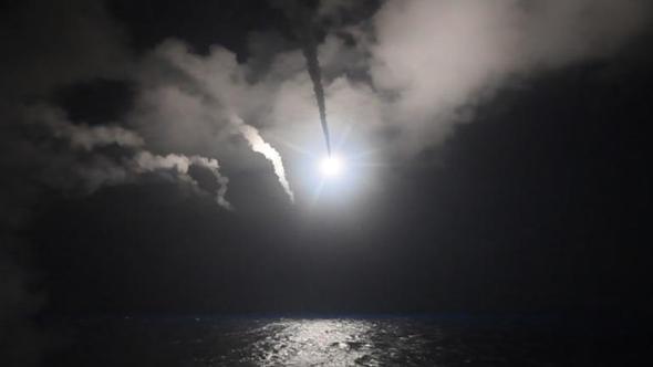 Esad'a 'vururuz' mesajı