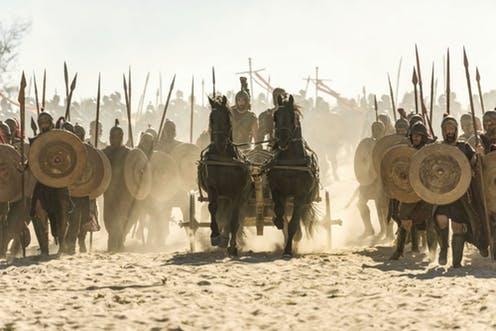 Türkiye'nin 2018'i 'Troya Yılı' ilan etmesinin hemen ardından BBC ve Netflix'ten çarpıcı bir yapım geliyor!