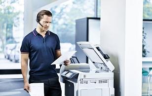 Sennheiser'dan 3 farklı kullanım stili sunan ofis kulaklığı