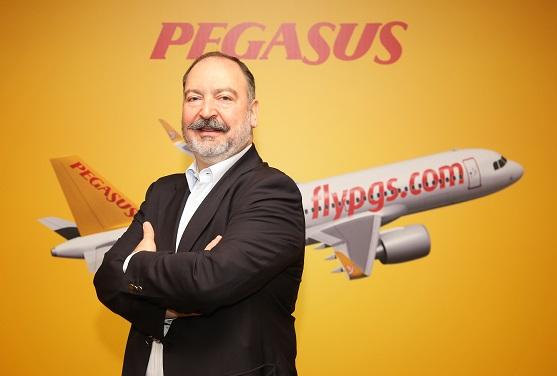 Pegasus 2017'de misafir sayısını yüzde 15 artırdı, yılı 5,3 milyar TL ciro ile kapattı