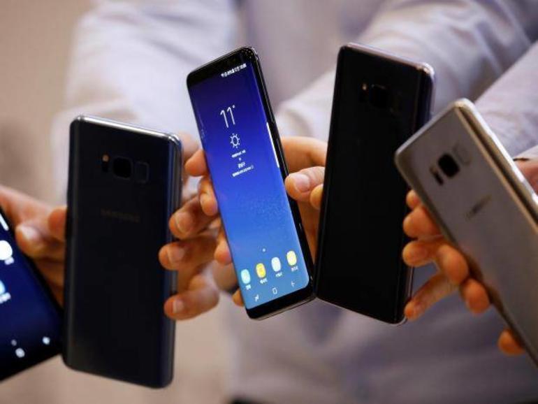 İşte Galaxy S9'un tüm özellikleri.
