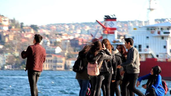 İstanbul'a mart ayının en yüksek sıcaklığı geliyor.