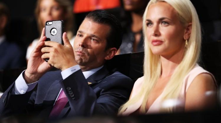Vanessa Trump'ın, kocasına boşanma davası açtı.