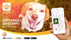 Pati Birliği Mobil Uygulaması App Store'da