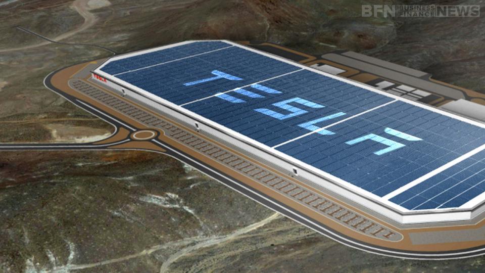 100 Tane GigaFactory Dünyayı Değiştirebilir!