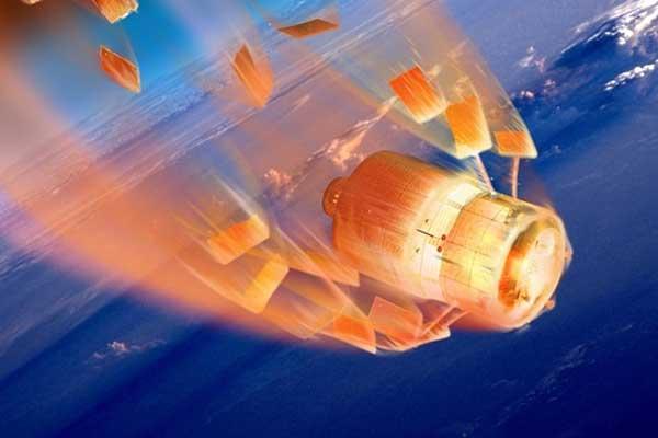 Uzay istasyonu düşecek