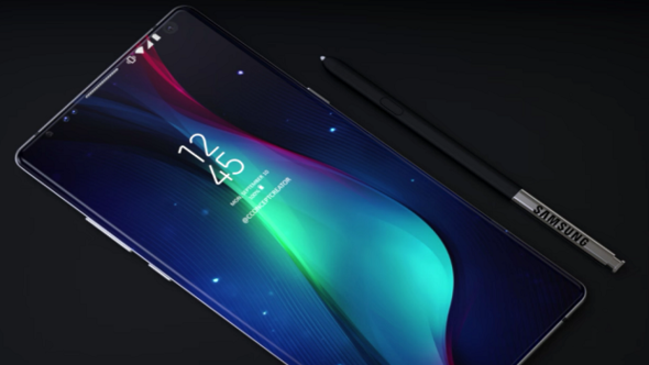 Galaxy Note 9, 3.850 mAh pil kapasitesine sahip olacak.