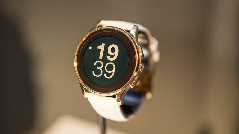 Vector Watch Luna 30 Gün Şarj Süresi İle Piyasaya Girdi