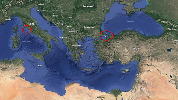 Çin uzay istasyonu için İtalyan halkına 5 uyarı