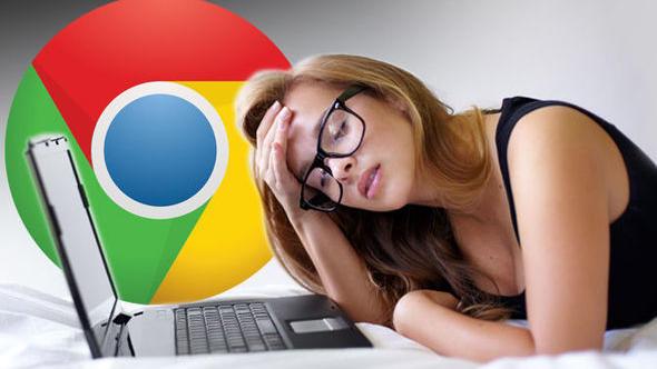 İnternet tarayıcısı Google Chrome'