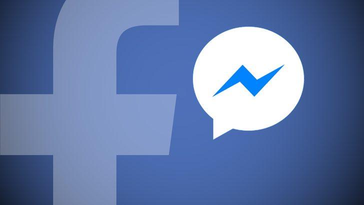 Facebook Messenger'a ekleniyor