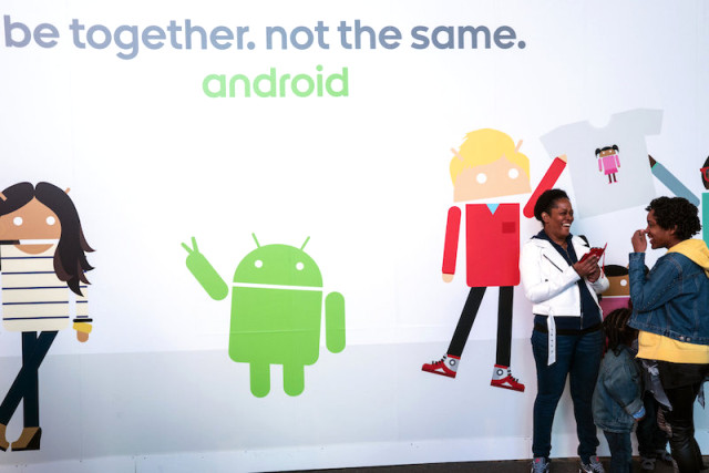 Google Android'e İmessage Benzeri 'Chat' Getiricek.