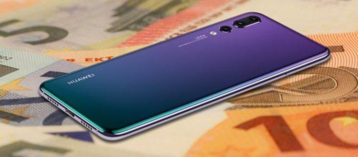 Avrupanın Gözdesi Huawei P20 Pro