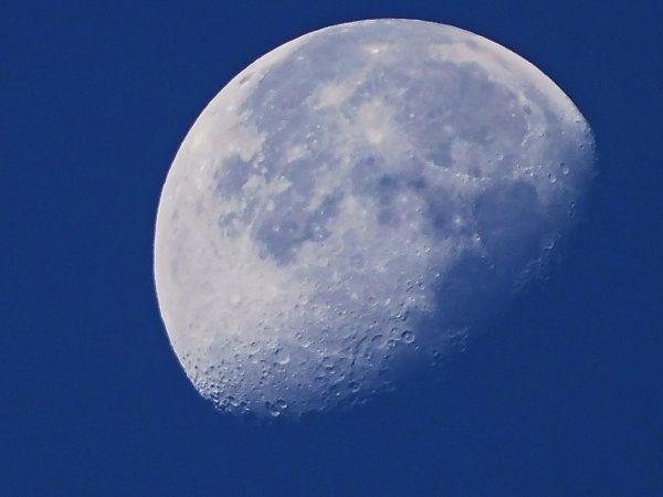 Ay'ın batışını yayınladı