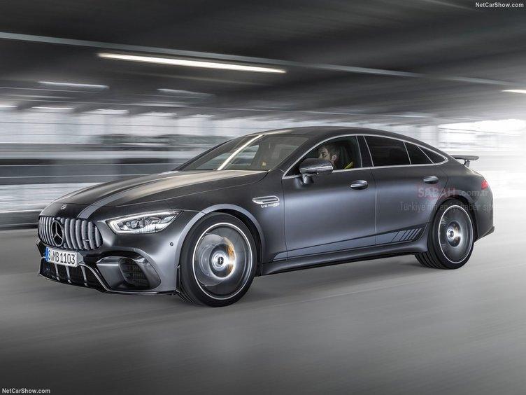 Yeni Mercedes Görücüye Çıkıyor