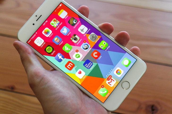 Siyah noktalı bu mesaj iPhone'ları bozuyor