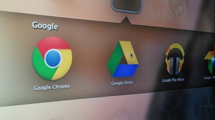 Google Drive değişiklik