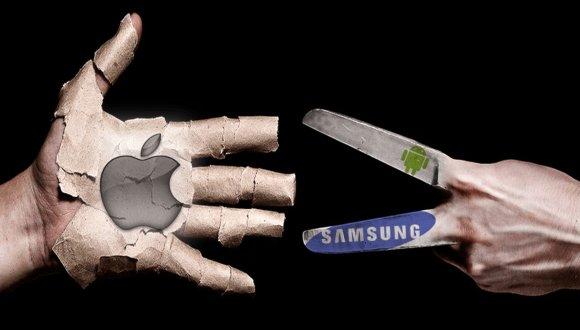 Apple ve Samsung davası
