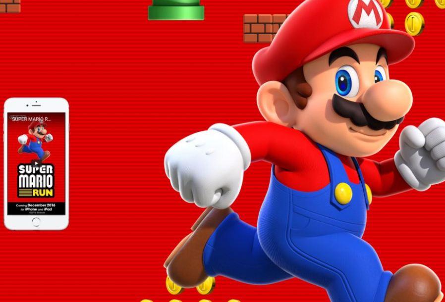 Super Mario Run 15 Aralık'ta iPhone'lara Geliyor!