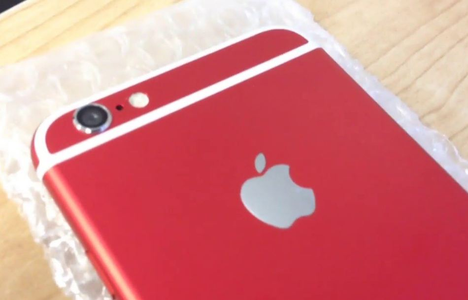 Apple Kırmızı Renkli iPhone İle Yeni Yıl Sürprizi Yapabilir