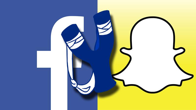 Facebook Yine Bir Snapchat Özelliğini Kopyaladı