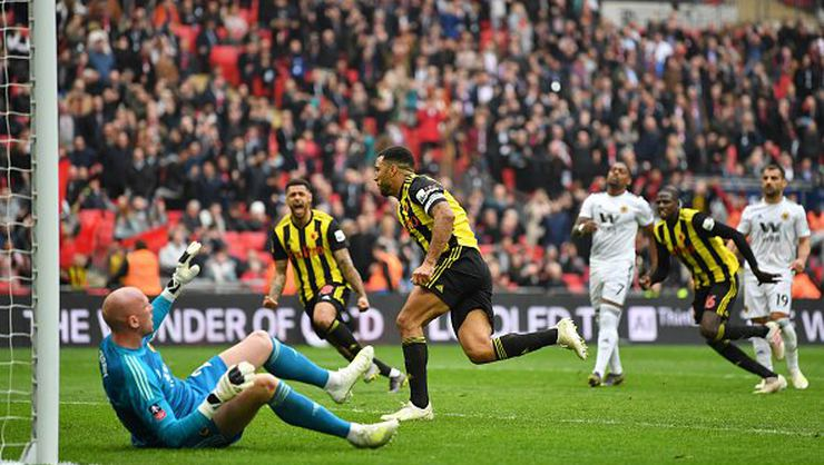 Manchester City'nin Finalde Rakibi Watford