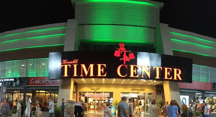 Alışveriş İçin Time Center AVM